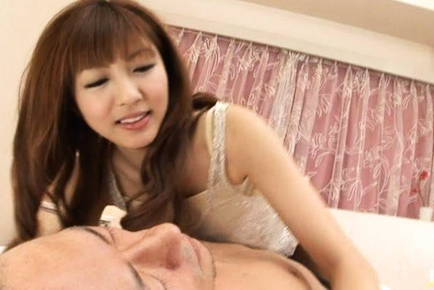 Kotone Asiaki Hot Asian redhead gets a hard fucking