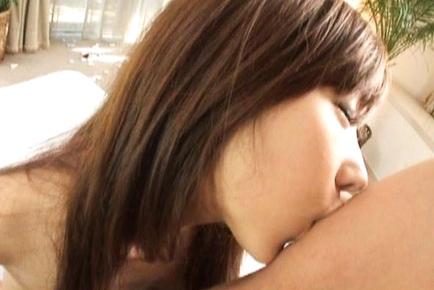 Serina Hayakawa Lovely Japanese doll gets a hard fucking in hotel room