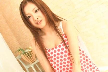 Suzuka Ishikawa Asian teen likes a rear fucking