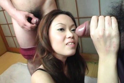 image Kaoru mugi gets a nice creampie