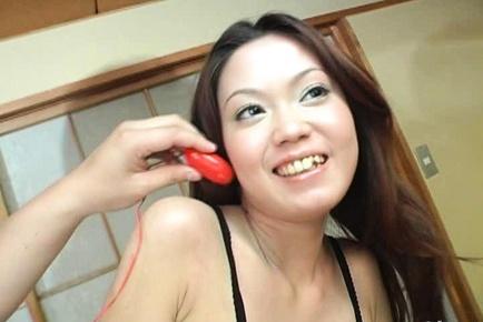 Kaoru Mugi Asian babe is in gang bang