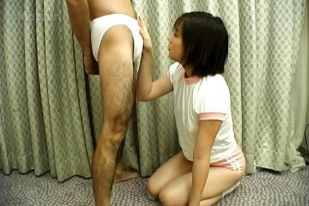 Shinobu Kasagi gets a creamed cunt!