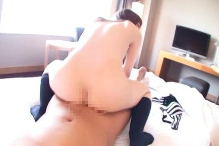Curvy Teen Yuu Shinoda Can Ride A Cock Like No Other