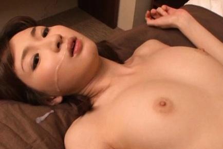 Japanese vixen Rika Anna enjoys sensational fuck